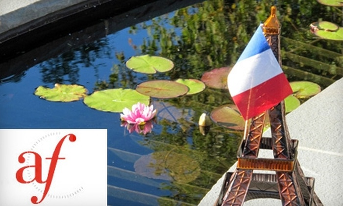 Alliance Francaise de Milwaukee - Shorewood: $49 for $100 Worth of Classes and Membership at Alliance Française de Milwaukee