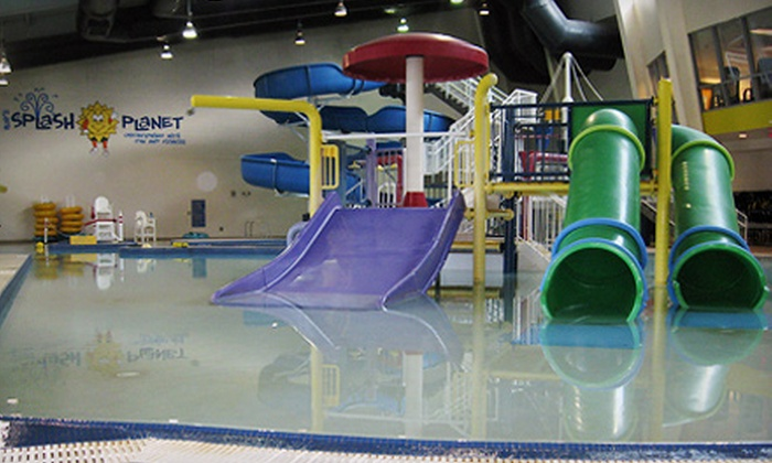 Ray's Splash Planet - Fourth Ward: Water-Park Outing for One or Four at Ray's Splash Planet (Up to 64% Off)