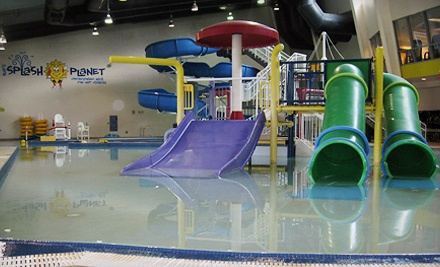 1 Child, Adult, or Senior Admission (up to an $11 value) - Ray's Splash Planet in Charlotte