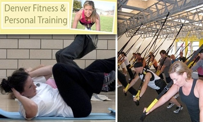Parker Fitness - Denver: $45 for 30 Days of Unlimited Indoor Boot Camp at Parker Fitness ($180 Value)