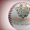 Half Off Autographed Brian Wilson Baseball