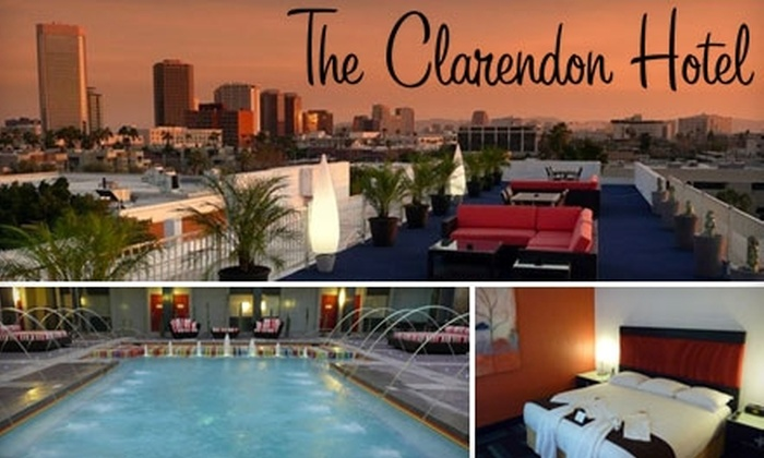 Clarendon Hotel - Encanto: $129 for a One-Bedroom Pool-View Suite at the Clarendon Hotel (Up to a $314 Value)