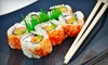 Utage Athens Sushi Bar - Athens-Clarke County unified government (balance): $12 for $25 Worth of Sushi, Wine, and Beer During Dinner at Utage Athens Sushi Bar