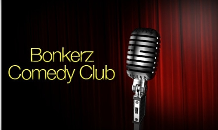 Bonkerz Comedy Club - Las Vegas: $22 Ticket to See Grandma Lee at Bonkerz Comedy Club