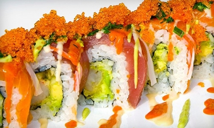 Kobe Japan - Pleasant Hill: Japanese Fare at Kobe Japan in Pleasant Hill. Choose Between Two Options.
