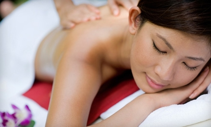 Moedim Day Spa - North Charleston: $30 for a 30-Minute Massage with Aromatherapy or Paraffin Treatment at Moedim Day Spa (Up to $60 Value)