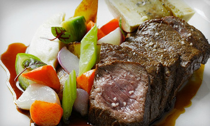 The Palace Restaurant - Central Business District: $35 for $70 Worth of Fine Dining at The Palace Restaurant