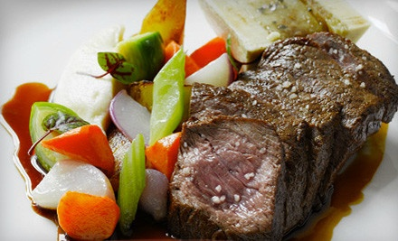 $70 Groupon to The Palace Restaurant - The Palace Restaurant in Cincinnati