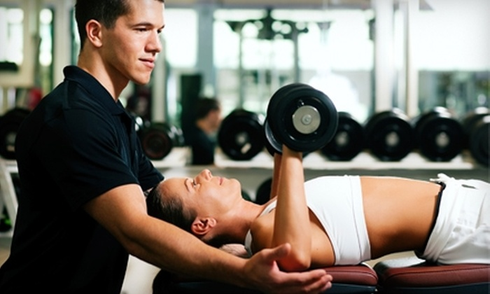 Total Fitness Clubs - Multiple Locations: $39 for a Four-Week Gym Membership and Two 60-Minute Personal-Training Sessions at Total Fitness Clubs ($129 Value)