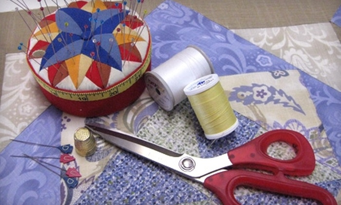 Fons & Porter's Love of Quilting - Winterset: $10 for $20 Worth of Quilting Supplies at Fons & Porter's Love of Quilting