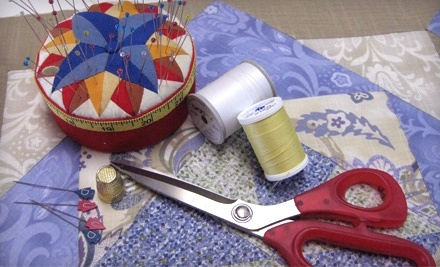 $20 Groupon to Fons & Porter's Love of Quilting - Fons & Porter's Love of Quilting in Winterset