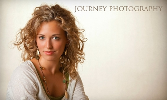 Journey Photography - Palm Valley: $59 for a One-Hour Specialty Photo Shoot and Five Digital Images at Journey Photography (Up to $200 Value)