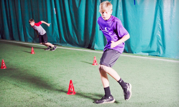 Pro Speed Sports - Henderson Circle: $39 for One Month of Youth Performance Training at Pro Speed Sports ($120 Value)