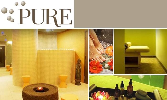 Pure Spa and Salon - Northeast Dallas-white Rock: $50 for $100 Worth of Pure Spa and Salon Luxury Treatments