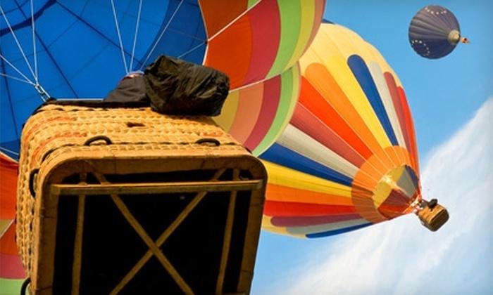 Orlando Balloon Rides - Kissimmee: Hot Air Balloon Rides from Orlando Balloon Rides. Two Options Available.