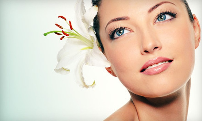 The Look Salon - Placerville: One or Three Spa Facials or Power Regeneration Treatments at The Look Salon in Placerville (Up to 62% Off)