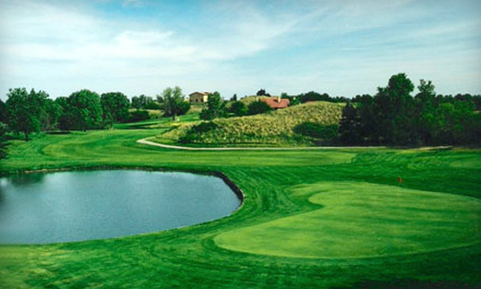 Highlands Golf Club - Grant: $45 for an 18-Hole Golf Outing with Cart for Two at The Highlands Golf Club in Hutchinson (Up to $98 Value)