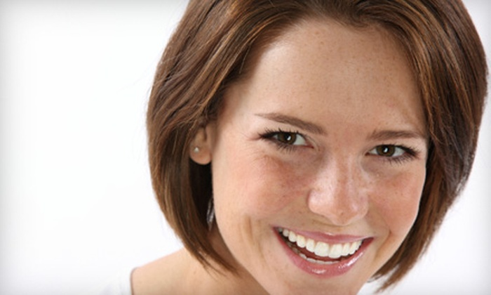 Sunny Smiles Dental - Northern San Diego: Dental Package with Exam, Cleaning, X-rays, and Whitening Kit or In-Office Zoom! Teeth-Whitening at Sunny Smiles Dental