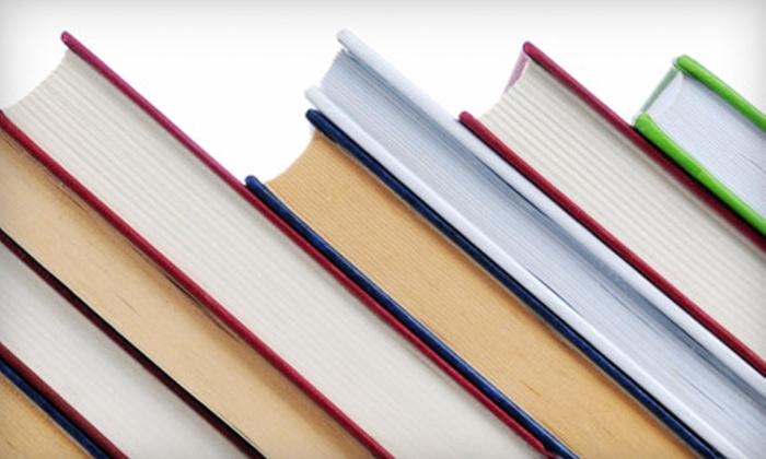 PT Campbell BookDealer - Central London: $10 for $25 Worth of Used Books at PT Campbell BookDealer
