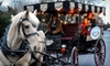 Camel City Carriage - At Old 4th St. Filling Station Restaurant: $10 for a 25-Minute Carriage Ride for Two from Camel City Carriage Company in Winston-Salem ($20 Value)