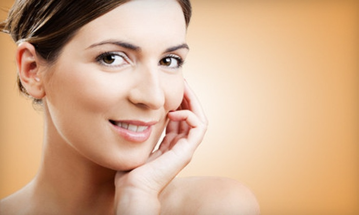 Allure Medspa - McQueen: $59 for a Skincare Package with Microdermabrasion and Express Facial with Mask at Allure Medspa ($135 Value)