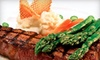 The Galaxy Restaurant - Wadsworth: $20 for $40 Worth of Upscale American Fare and Drinks at The Galaxy Restaurant in Wadsworth