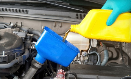 1 Synthetic-Blend Oil Change and Car Wash (a $37 value) - Modern Nissan Of Lake Norman in Cornelius