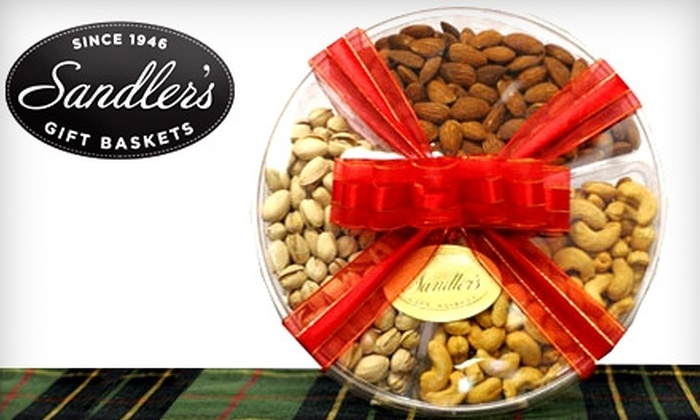 Sandler's Gift Baskets - Enfield: $20 for $40 Worth of Gifts from Sandler's Gift Baskets