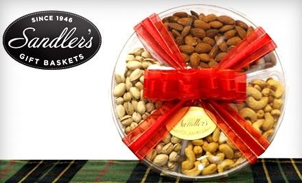 $40 Groupon to Sandler's Gift Baskets - Sandler's Gift Baskets in
