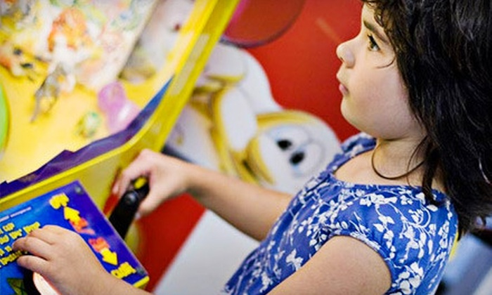 Kids Party Central - Indio: $27 for Six Open-Play Sessions at Kids Party Central in North Indio ($54 Value)