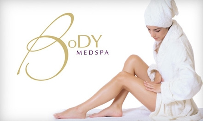 Body MedSpa - Oak Brook: $1,200 for Six VelaShape Cellulite and Circumferential-Reduction Body Treatments ($2,400 Value) or $110 for HydraFacial with Diamondabrasion ($225 Value) at Body MedSpa in Oak Brook