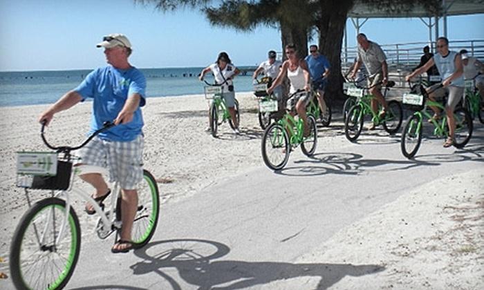 Key Lime Bike Tours - Key West: $19 for a 2.5-Hour Key West Bicycle Tour from Key Lime Bike Tours (Up to $39 Value)