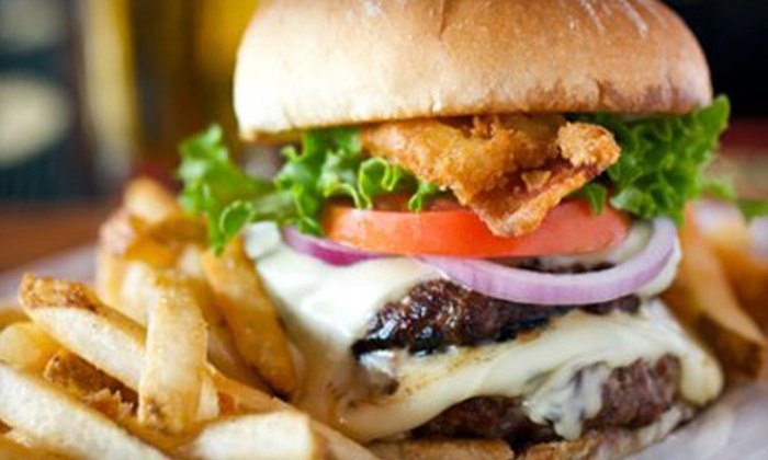 Rick's Roadhouse - Upper South Providence: $8 for $16 Worth of Barbecue, Steaks, and Burgers at Rick's Roadhouse