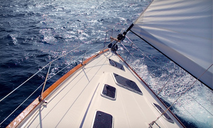 Northern Breezes Sailing School - Multiple Locations: $195 for Keelboat Sailing Lessons and ASA Certification from Northern Breezes Sailing School ($395 Value)