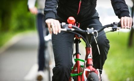Pablo's Bicycle Rentals: 3-Hour Bicycle Rental for 2 - Pablo's Bicycle Rentals in Anchorage