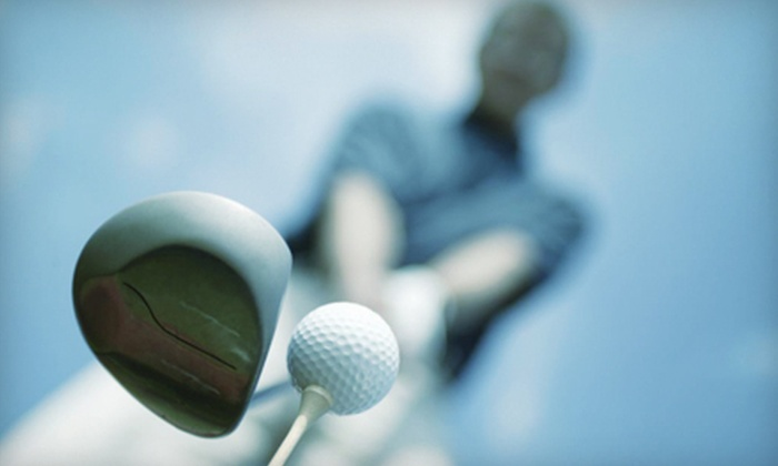 Columbus Golf Academy - Marble Cliff Crossing: Golf Lessons at Columbus Golf Academy (Up to 55% Off). Four Options Available.
