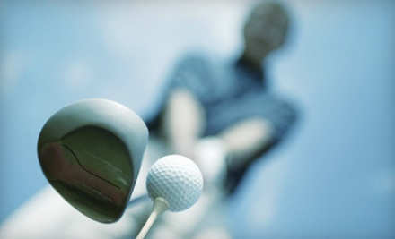 A Private 30-Minute Golf Lesson (a $40 value) - Columbus Golf Academy in Columbus