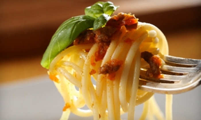 Randy Loren's Dolce Vita Ristorante - Schenectady: $10 for $20 Worth of Italian Cuisine or $5 for the Lunch Buffet ($9.99 Value) at Randy Loren's Dolce Vita Ristorante