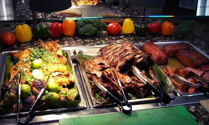 Coronita Grill - Multiple Locations: $10 for $20 Toward Lunch, Dinner, or Weekend Mexican Buffet at Coronita Grill