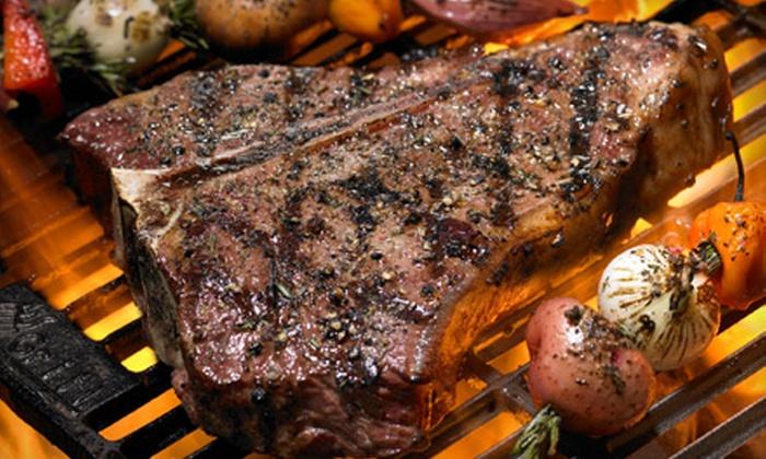 Cactus Steakhouse - Yorktown: $15 for $30 Worth of Steak and Seafood at Cactus Steakhouse in Yorktown