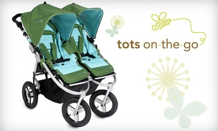Tots on the Go - Clover Hill: Half Off at Tots on the Go. Choose from Two Options.