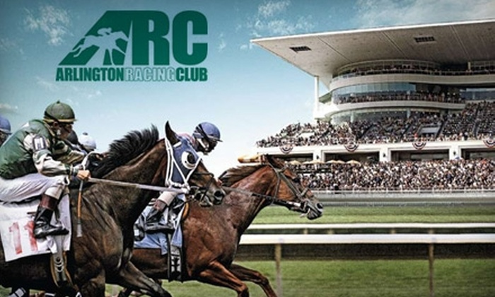 Arlington Park - Rolling Meadows: $50 for an Arlington Racing Club 2010 Season Membership