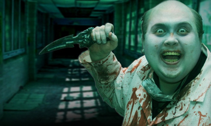 Fright Planet - North Sacramento: $13 for Haunted-House Package at Fright Planet ($26.95 Value)