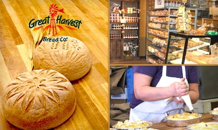 Great Harvest Bread Co. - Winstead Park: $5 for $10 Worth of Sandwiches and Fresh-Baked Breads at Great Harvest Bread Co.
