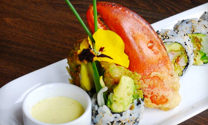 Ginban Asian Bistro - Westchester County: $15 for $30 Worth of Asian-Fusion Fare at Ginban Asian Bistro in Mamaroneck