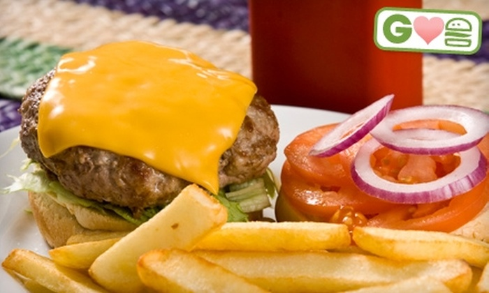 Red Coach Restaurant - Downtown: $10 for $20 Worth of Burgers and Shakes at Red Coach Restaurant