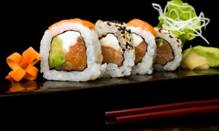 Miyagi Bar & Sushi - Arden - Arcade: Sushi and Japanese Fare for Dinner or Lunch at Miyagi Bar & Sushi (Up to 53% Off)