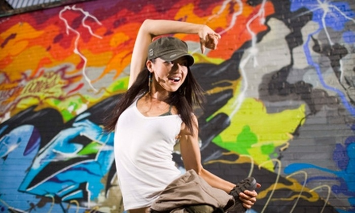 Tunay Ink Hip Hop & Break Dancing Studio - North Central Westminster: $25 for One Month of Break Dancing, Popping, Locking, or Choreography Classes at Tunay Ink Hip Hop & Break Dancing Studio