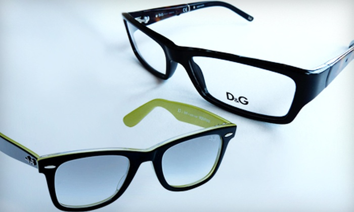 Chicago Vision Club - Multiple Locations: $50 for $150 Toward Prescription Eyewear or $100 Toward Non-Prescription Sunglasses at Chicago Vision Club