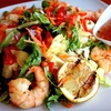 Up to 57% Off Dinner for 2 or 4 at Ocean Blue Caribbean Restaurant and Bar